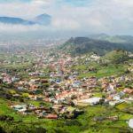 Villes et Villages de l'Île de Tenerife