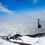 Tickets Télépherique du Teide