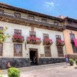 Billet pour la Casa de los Balcones de La Orotava